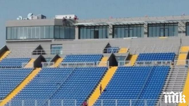 ОГРОМНА ФУТБОЛНА БОМБА: Грандът Левски под угроза да изпадне административно чак в Трета лига