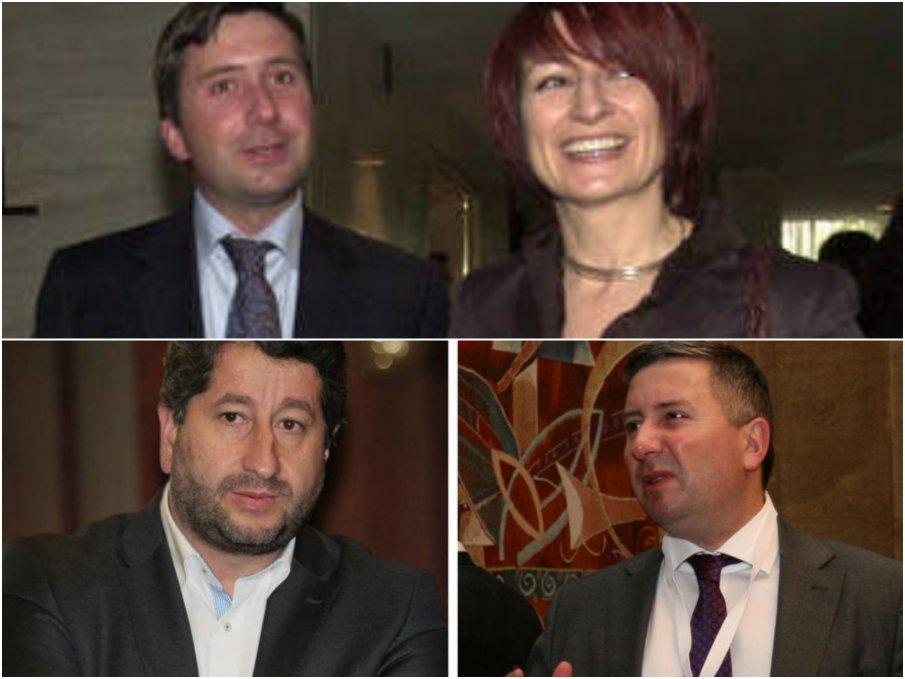 ЗАДКУЛИСНО: Кръгът Капитал готви Саша Безуханова за премиер