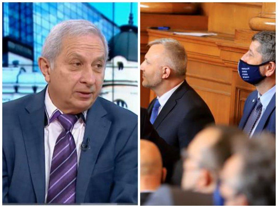 Проф. Герджиков: Може да влезем в турбуленция и тежка политическа криза, каквато не сме изпитвали досега! Промените като нищо ще докарат хаос на изборите