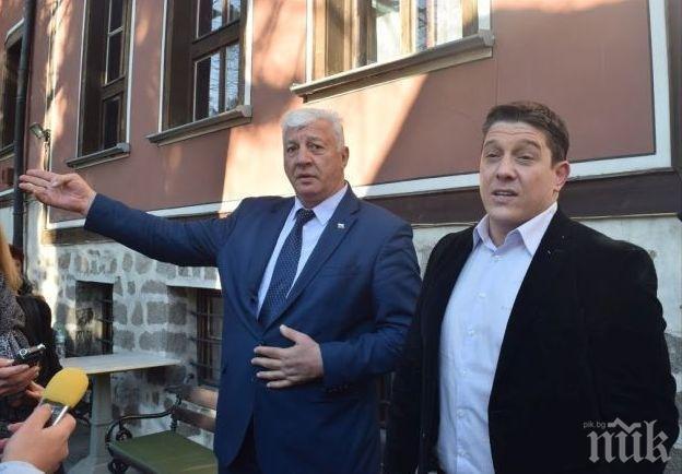 Богомил Грозев остава шеф на Стария Пловдив заради кабинетния мораториум