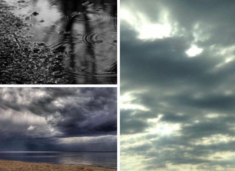 ВРЕМЕТО СЕ РАЗВАЛЯ! Разкъсана облачност и ветровито, на места ще превали слаб дъжд (КАРТА)
