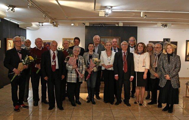 "Министерството на културата връчи на изявени дейци наградите ""Златен век"" (СНИМКИ)"