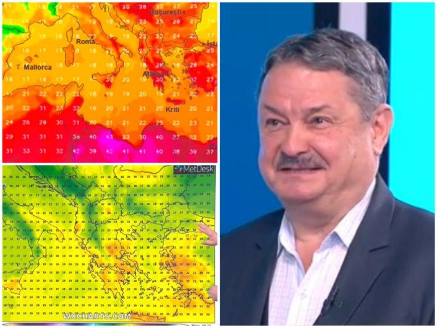 ПРОГНОЗА: Топ климатологът проф. Георги Рачев: Краят на лятото ще е към октомври