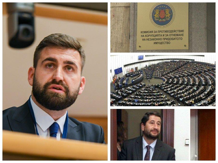 САМО В ПИК! Евродепутатът Андрей Новаков разясни защо е сезирал ЕП за намесата на ДеБъ в работата на КПКОНПИ: Резките маневри будят тревога и у европейските ни партньори