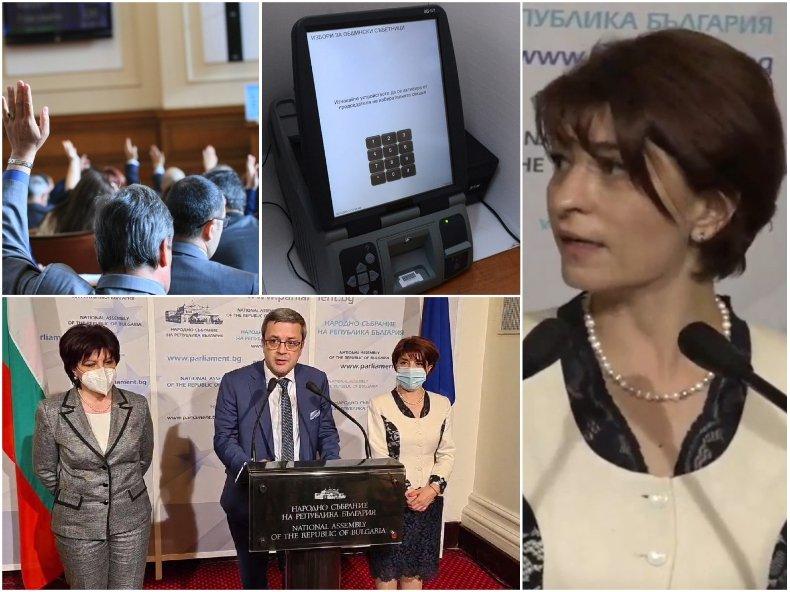 ПЪРВО В ПИК TV! ГЕРБ напусна залата в НС в знак на протест - сезират Конституционния съд за машинното гласуване (ВИДЕО)