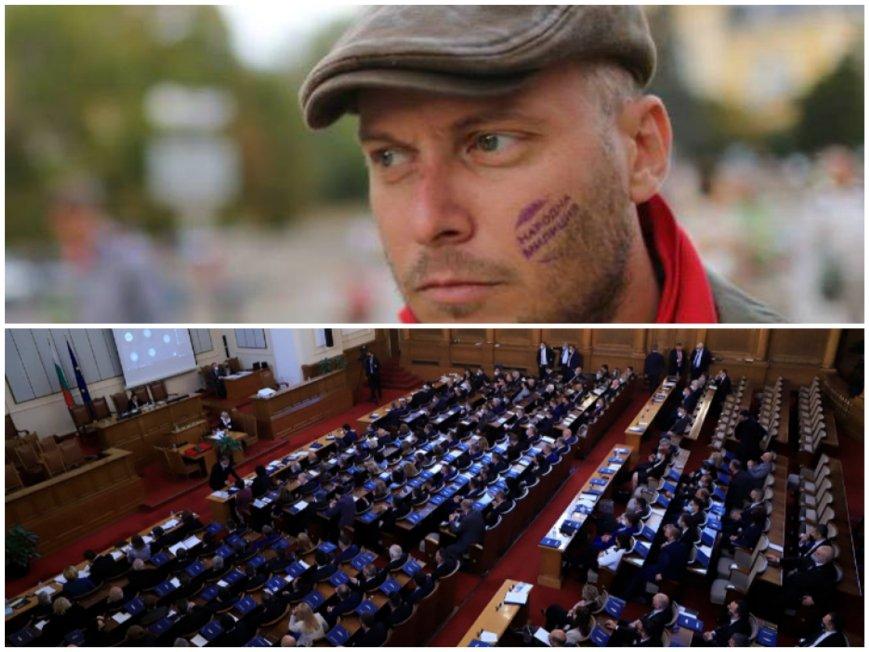 Виктор Димчев гневен: Докато празнуваме Великден, едни хора прокараха законодателство, което превръща изборите и страната в минирана повърхност