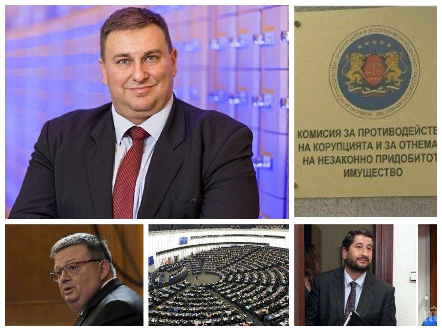 САМО В ПИК! Евродепутатът Емил Радев за натиска на ДеБъ в съдебната власт: Руши се изграденото доверие в ЕС! Целта е да се овладеят КПКОНПИ и прокуратурата