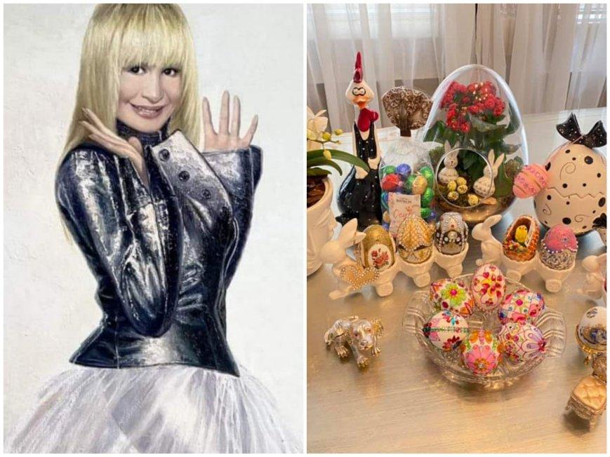 Лили Иванова: Пожелавам радост на всеки в този ден