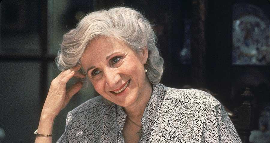 Носителка на Оскар издъхна на 89-годишна възраст