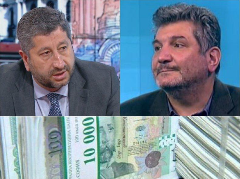 СКАНДАЛНО: Финансистът на ДеБъ и шеф на бюджетна комисия иска държавата да тегли нови дългове