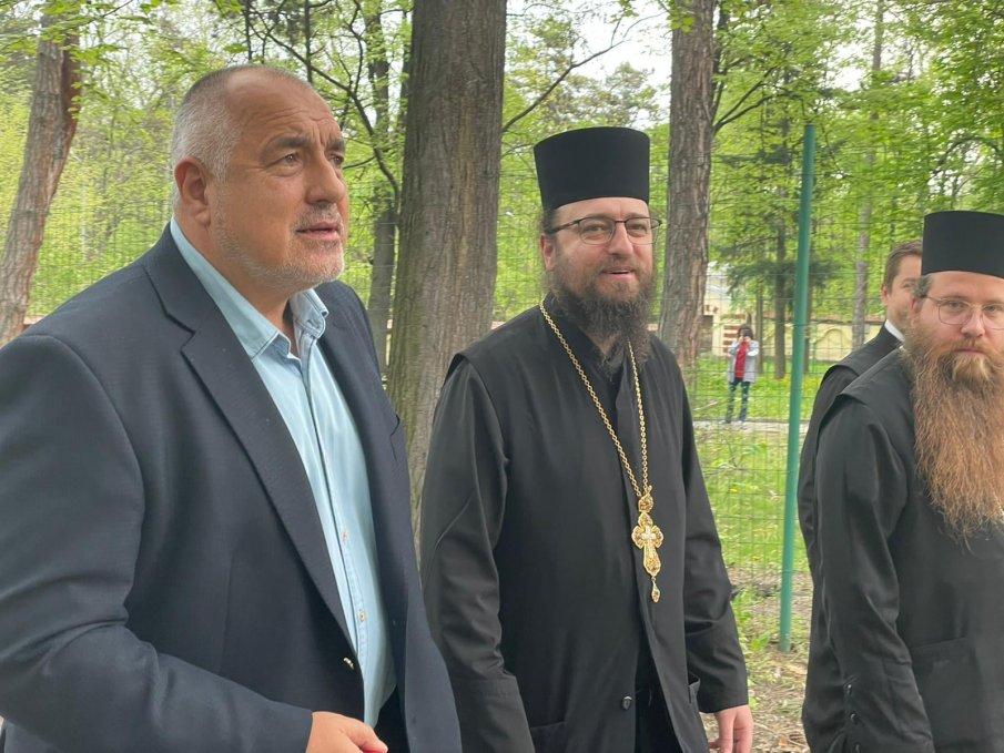 Борисов: През последните години за ремонт и строителство на православни храмове сме осигурили близо 50 млн. лв. (СНИМКИ)