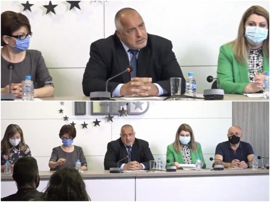 ПЪРВО В ПИК TV: Борисов: Срещу нас има престъпен сговор и оттегляме Ципов. Но няма да им мине номерът! (ВИДЕО/ОБНОВЕНА)