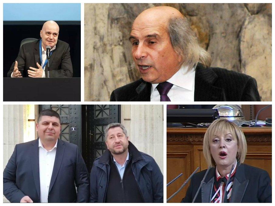 Проф. Михаил Неделчев: Изборите ще освободят ДБ от смъртоносната хватка на Слави и Манолова. В това НС нямаше диалог, а ругатни