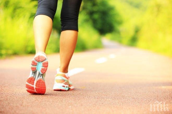 Кардиолог посочи колко крачки дневно ни поддържат здрави