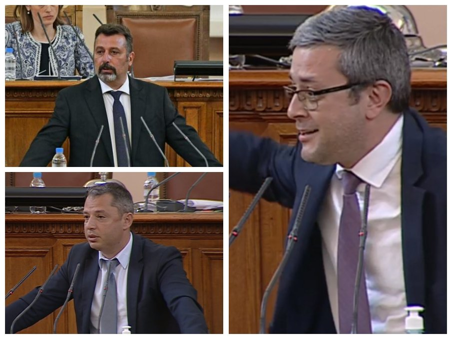 Тома Биков към Филип Станев от ИТН: Как вашият лидер стигна при тази олигархия в централна телевизия, а аз бях в маргинална опозиционна медия