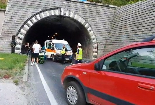 26-годишният Алън от Сандански е загиналият моторист в Кресненското дефиле
