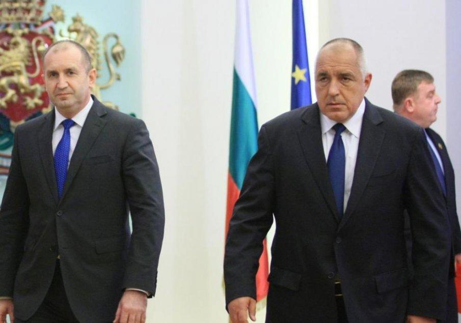Радев да знае - ако посегне на Борисов, посяга на един милион българи. Тогава няма да се играят хора...