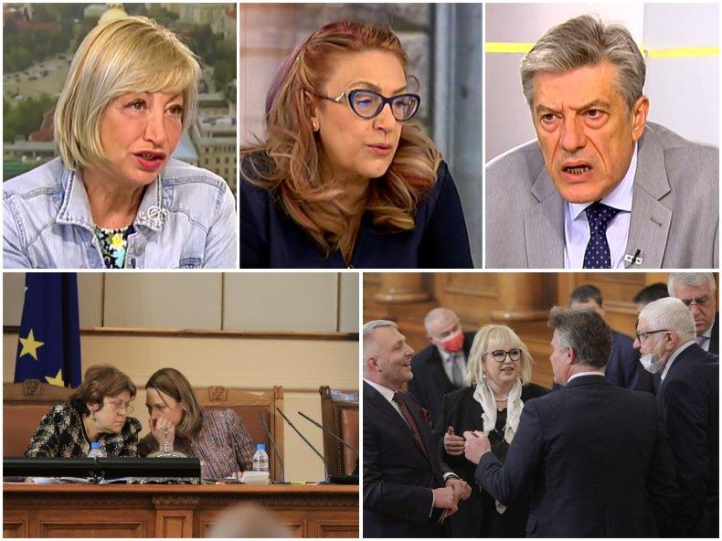 Политолози: Провалът на 45-ия парламент е програмиран. Борисов беше поставен в капан
