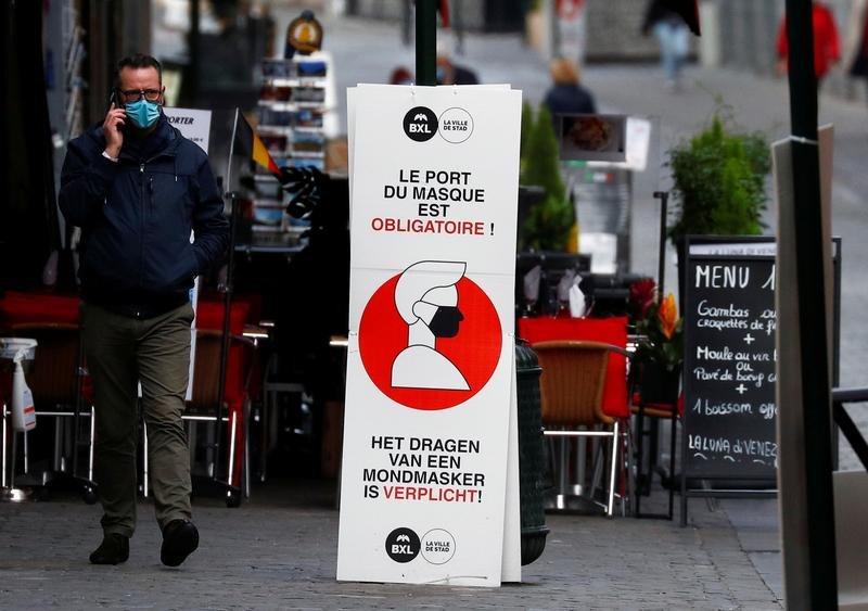 Нови мерки срещу COVID-19 в Брюксел