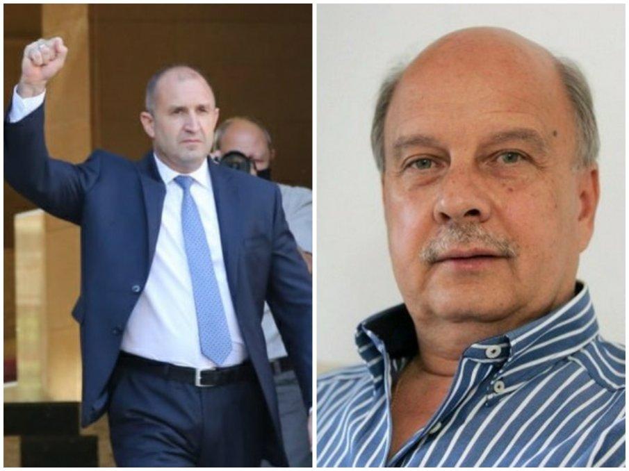 Георги Марков пред ПИК: България от утре е под президентски юмрук и пред национална катастрофа. Протест му е майката - друго нищо не ни остава!