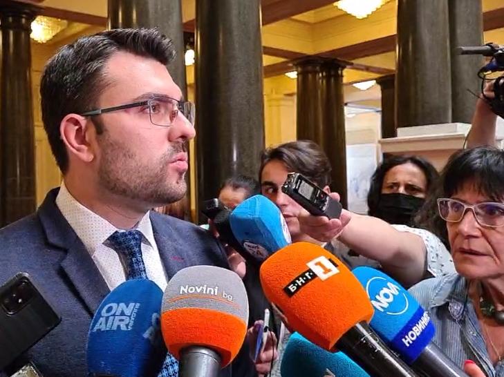 Георг Георгиев: Много хора влязоха в 45-ия парламент заради лични, партийни и корпоративни интереси