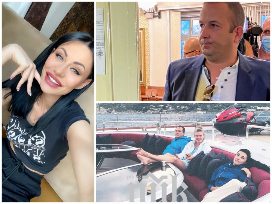 Аферата Мата Хари рухна окончателно! Скандалният Илчовски набеди сексбомба, тя отсече: Не познавам Борисов, завеждам дела!