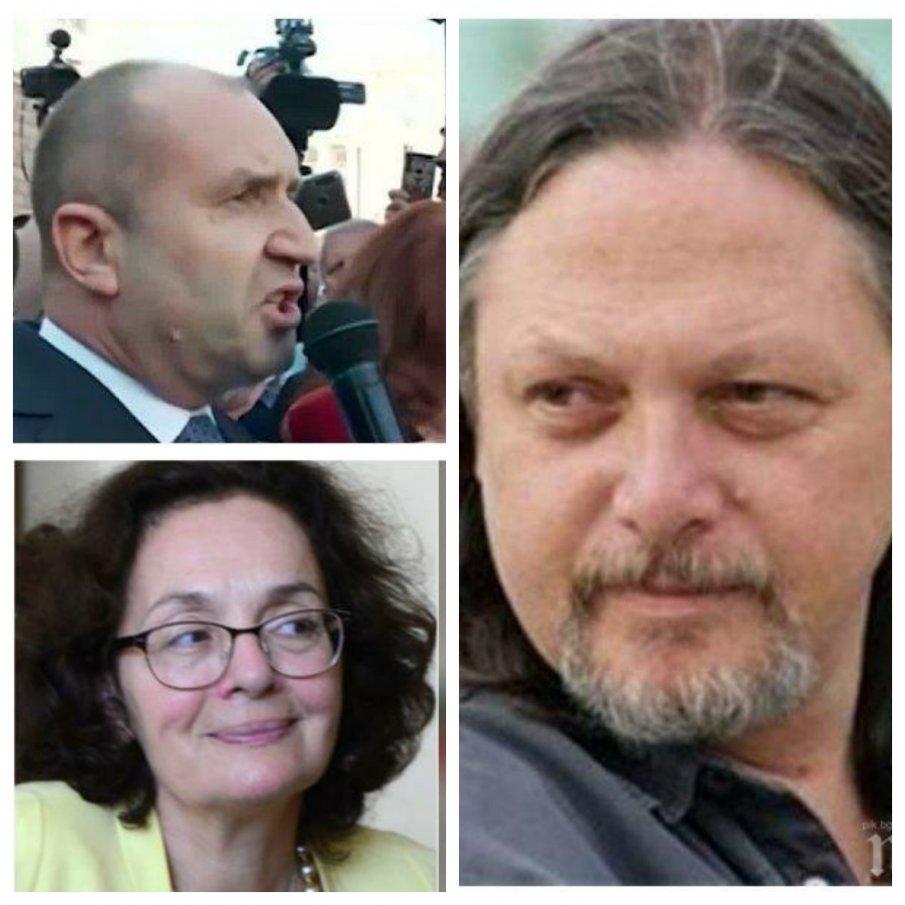Нидал Алгафари за хаоса с ЦИК: ГЕРБ остави Радев и другите партии да си оправят бакиите