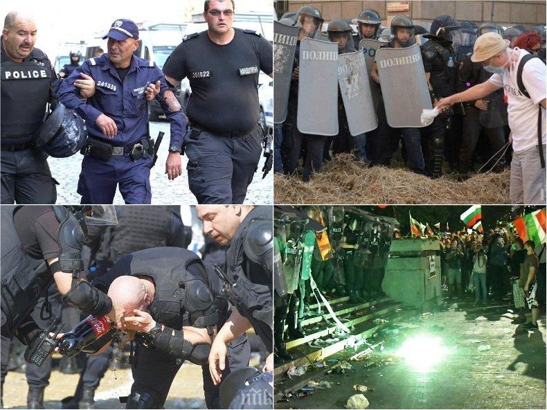 Полицейският синдикат скочи на обидите на Хаджигенов, който нарече полицаите еничари