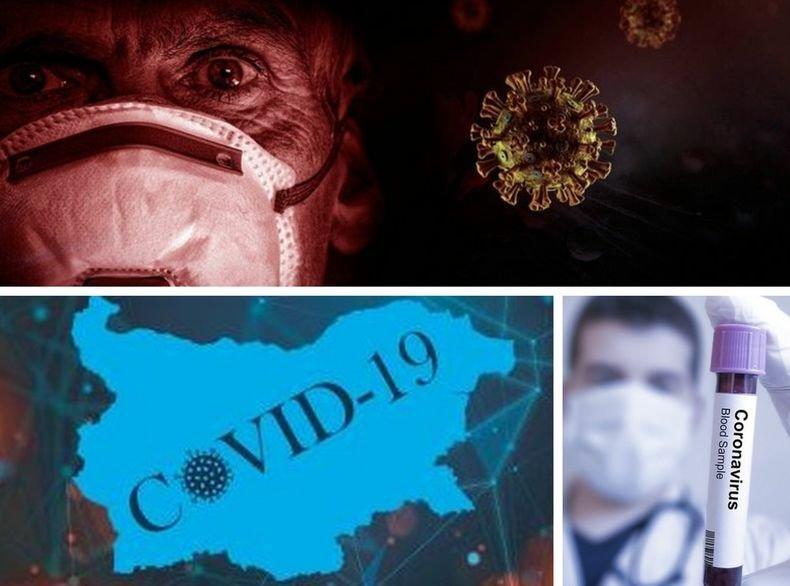 ПОСЛЕДНИ ДАННИ! 1 078 нови случая на COVID-19 у нас. Починалите за денонощието са 116