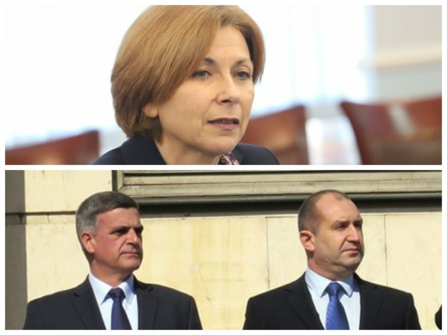 Социологът Боряна Димитрова с диагноза: Служебното правителство ще управлява по свирката на Румен Радев
