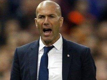 ФУТБОЛНА БОМБА: Зинедин Зидан уведоми футболистите на Реал Мадрид, че лятото...