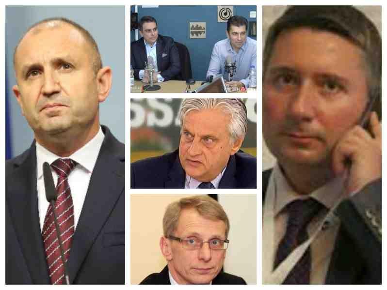 Служебният кабинет Радев - победа на Иво Прокопиев