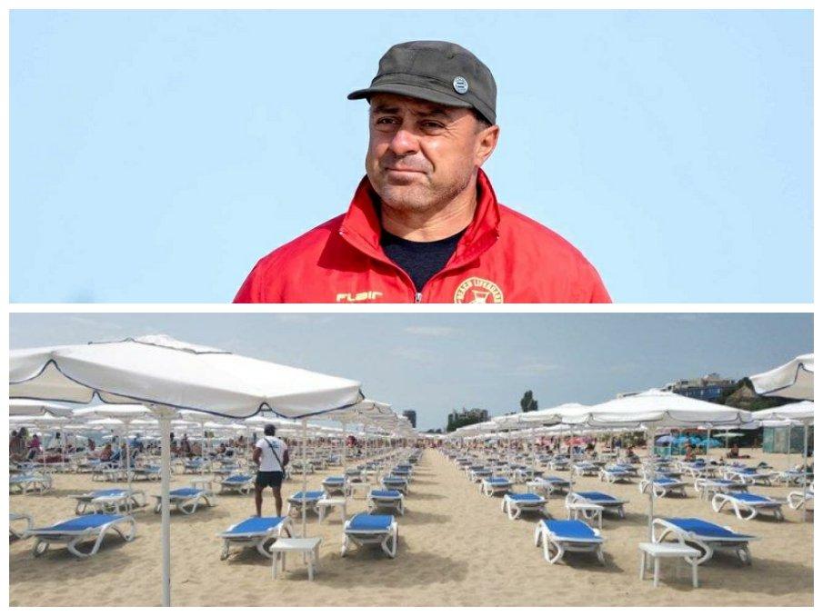 ПРЕДУПРЕЖДЕНИЕ: Концесионер на плаж алармира за сериозен проблем, с който 45-ото НС ще минира сезона