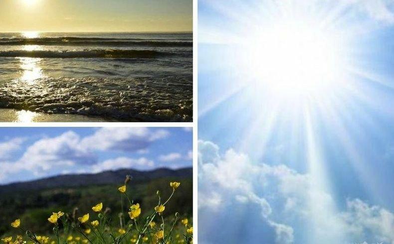 ОЩЕ ПО-ТОПЛО! Много слънце и малко облаци над западните райони (КАРТА)