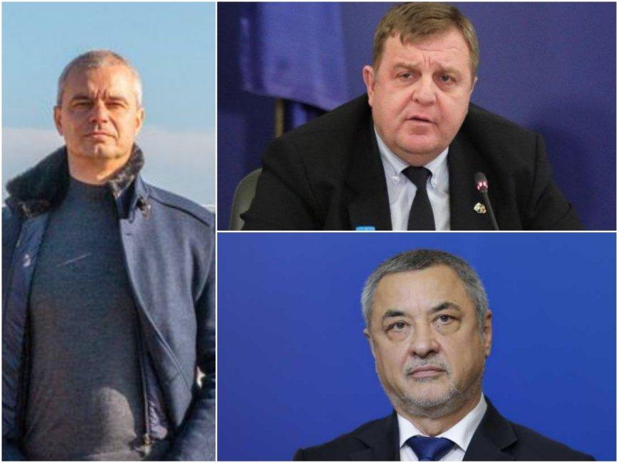 Възраждане на Костадин Костадинов отказа да преговаря с НФСБ и ВМРО за предизборна коалиция