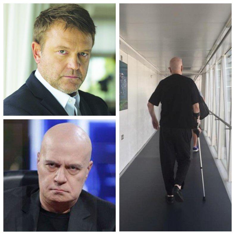 САМО В ПИК И РЕТРО: Актьорът Георги Стайков: Слави крие, че страда отмножествена склероза
