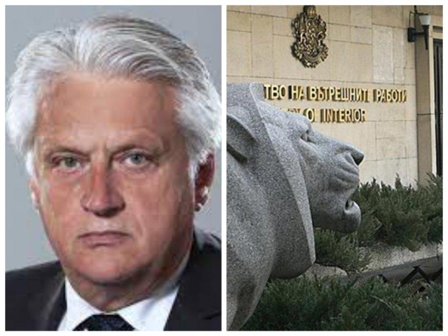 """Чистката в МВР продължава, Рашков гони шефа на """"Вътрешна сигурност"""", областни директори на МВР, шефове на РПУ-та в София"""