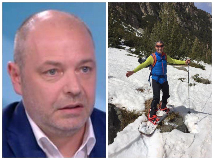 Проф. Габровски с последни новини за състоянието на Владимир Каролев: В голяма степен е стабилизиран, но ситуацията е динамична