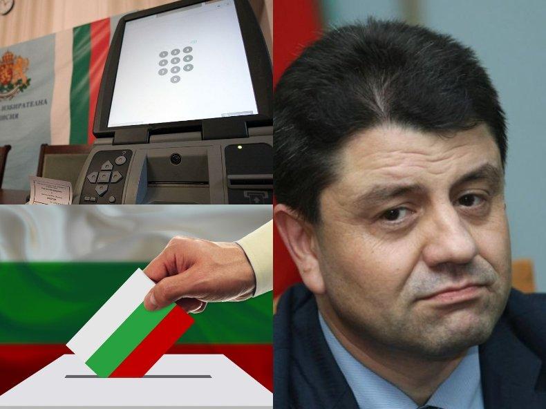 Красимир Ципов от ЦИК с разкрития пред ПИК за опасността от машините и ще бъдат ли касирани изборите