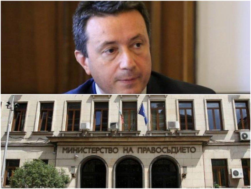 Служебният министър на правосъдието Янаки Стоилов пред ПИК: Искам да видя няколко проблема още в началото