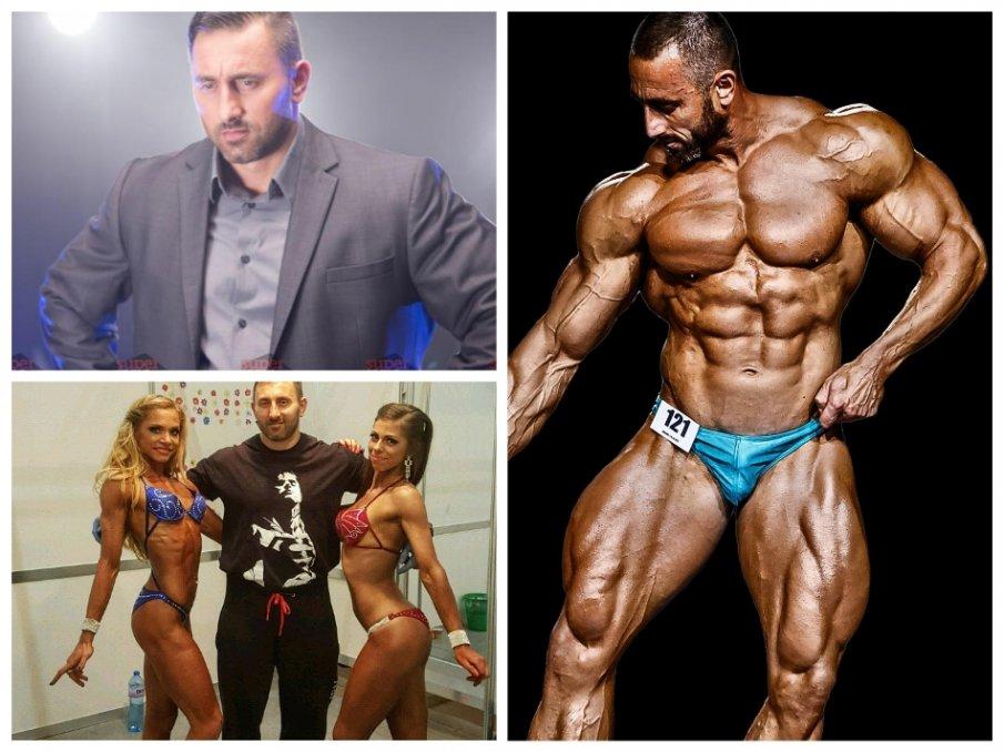 РАЗКРИТИЕ НА ПИК: Новият шеф на НАП пъчи огромни мускули - Спецов е стряскащ културист, комшия е на Божков в Дубай (СНИМКИ)