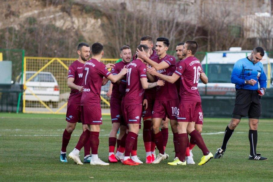 Септември София се докопа до баража за влизане в Първа лига