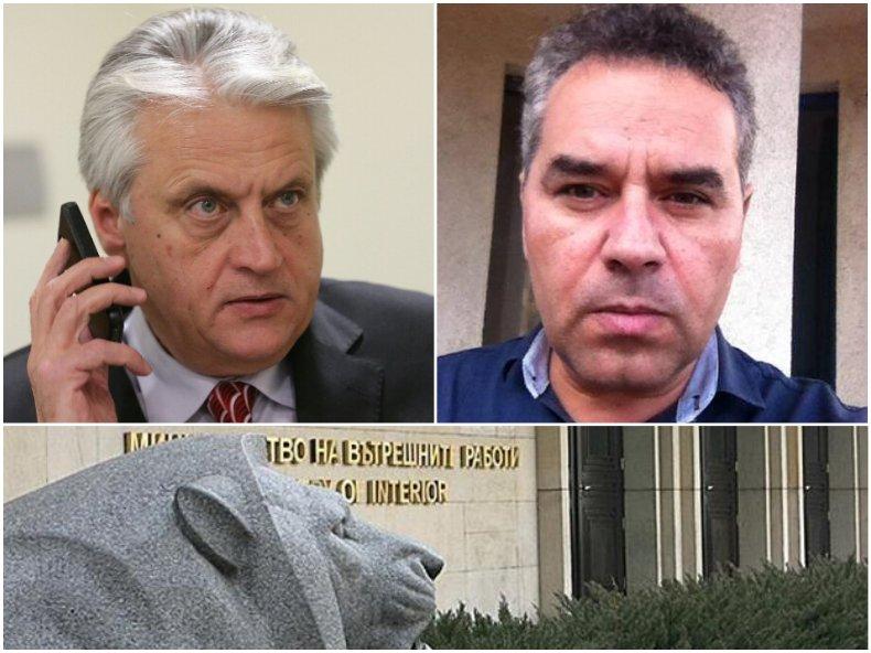 Журналистът Стефан Ташев: Комедия - втори служебен министър на Радев уволнява шефа на Инспектората на МВР!