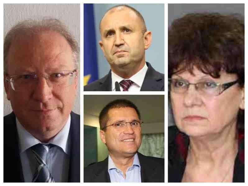 СТРОГО СЕКРЕТНО: Служебни министри изнудвали Радев. Светлан Стоев станал външен министър срещу посланически пост във Виена