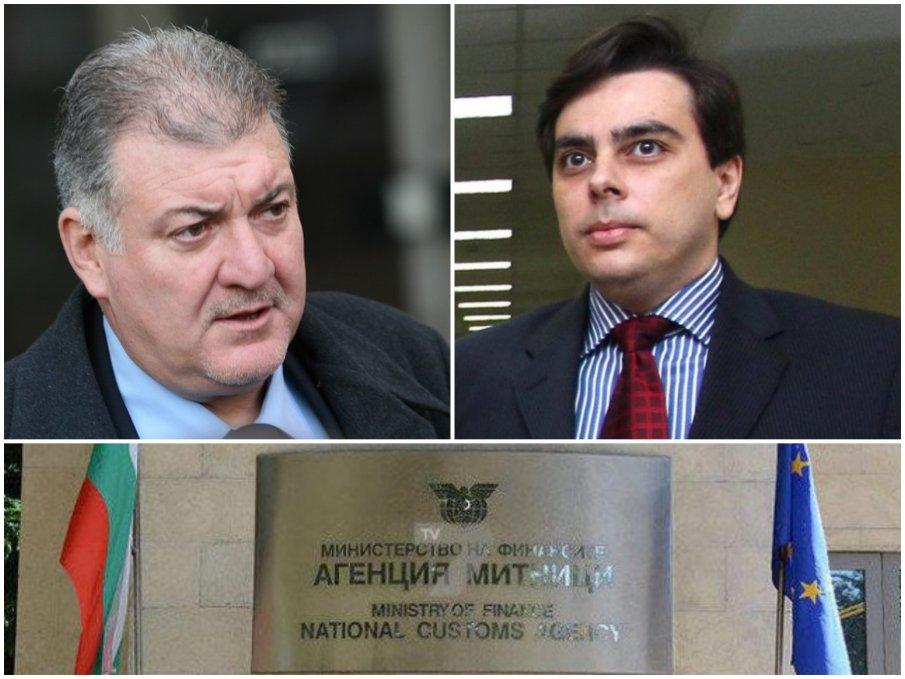 Уволненият шеф на Агенция Митници Георги Костов със светкавичен отговор на служебния министър на финансите