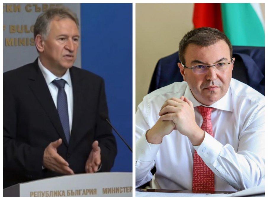 ПЪРВО В ПИК: Здравният министър на Радев върна зелените коридори за ваксинация, както му каза проф. Ангелов (ДОКУМЕНТ)