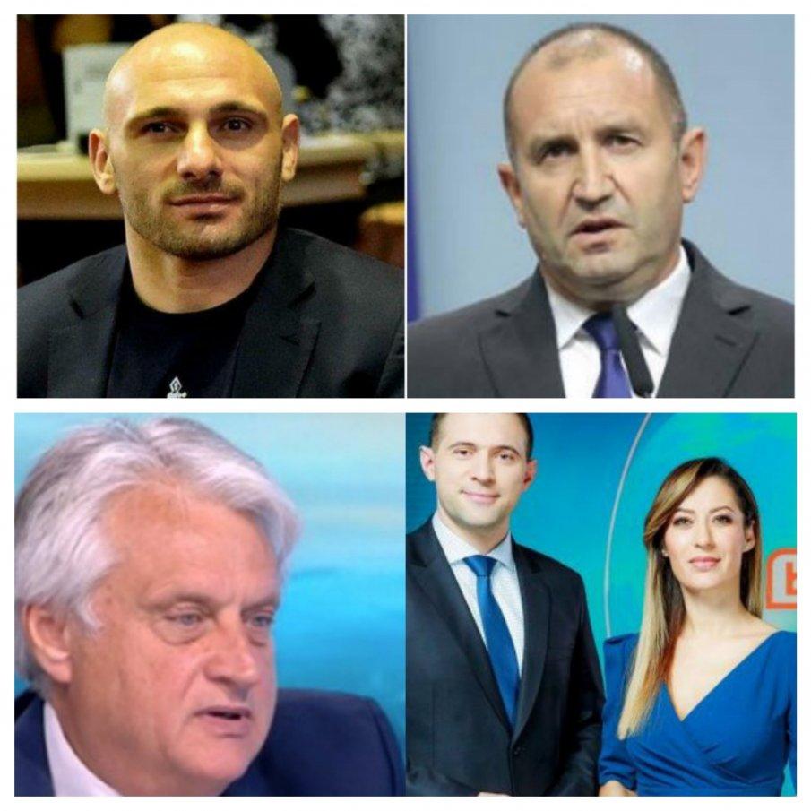 СКАНДАЛЪТ СЕ РАЗГАРЯ! Консервативно-патриотичното движение на Стъки: Веднага оставка за цензора Бойко Рашков! Сезираме Репортери без граници и посланиците за атаката срещу БТВ