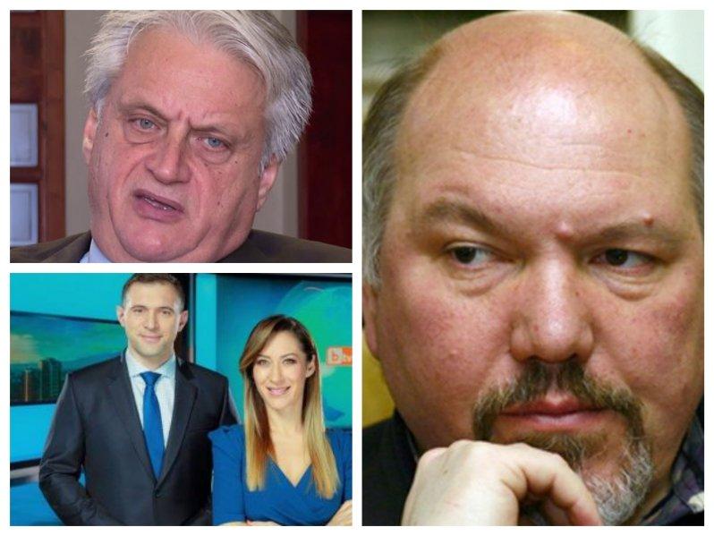 САМО В ПИК: Вижте кой накара Бойко Рашков да иска главите на Биляна и Злати