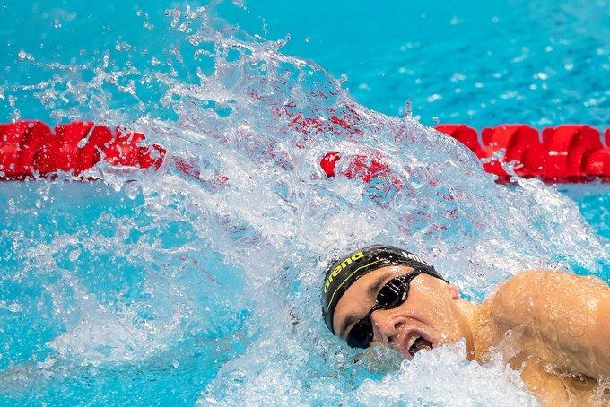 СТРАХОТНО ПОСТИЖЕНИЕ! Наш плувец с исторически медал на Европейското по плуване