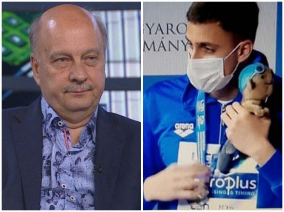 Георги Марков след грандиозния успех на Йосиф Миладинов: Доживях да видя български плувец да вземе сребърен медал на Европейско първенство! Шапки долу!